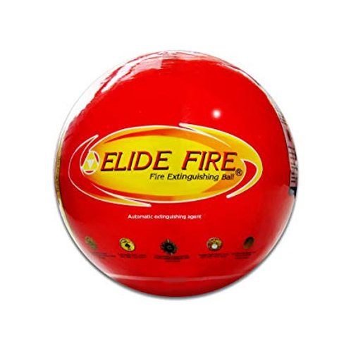 Elide Fire Ball (Large)
