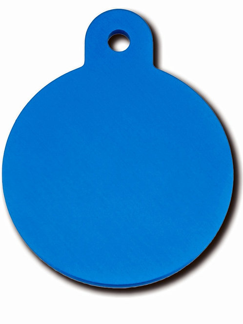 Circle Lg Blue 7325-05