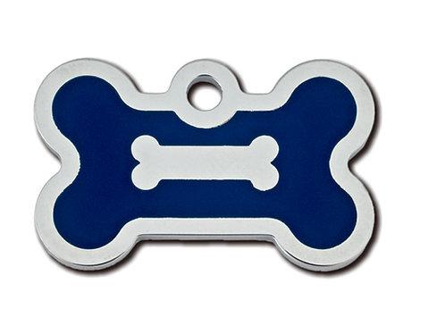 Bone Sml Epoxy Fill Blue 7722-27