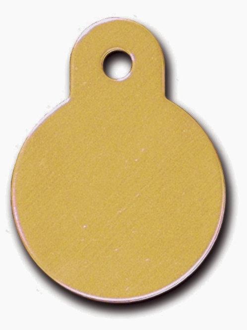 Circle Sml Mustard 7326-07