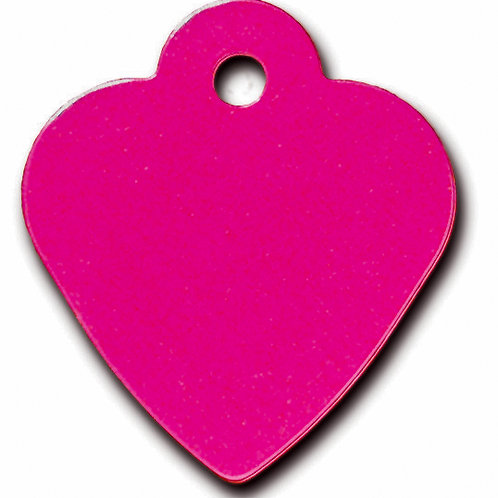 Heart Sml Pink 7323-12