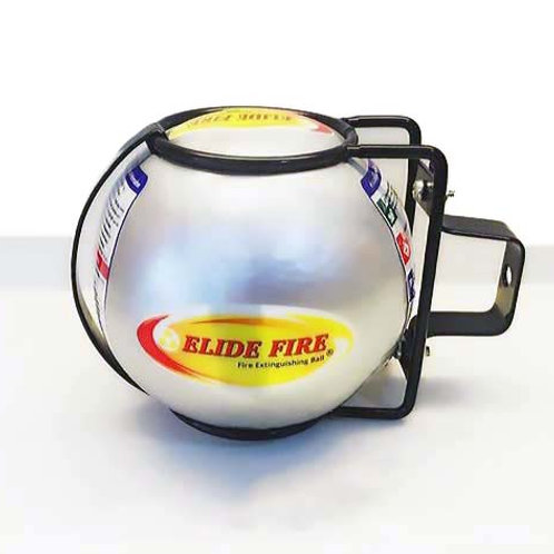 Elide Fire Ball with Vehicle Mount (Grey)