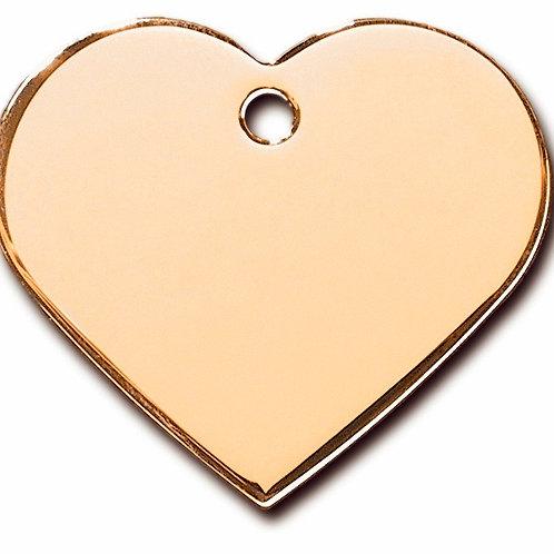 Heart Lg Gold 7322-03