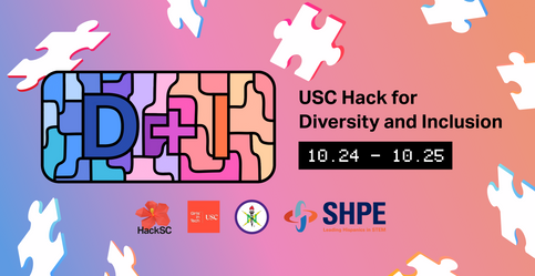 USC Hack for Diversity + Inclusion Facebook Post