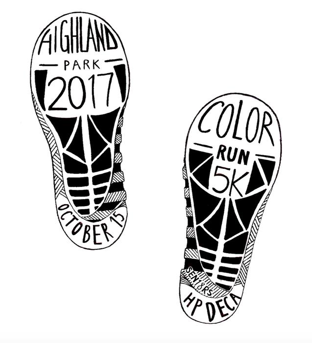 Color Run Logo