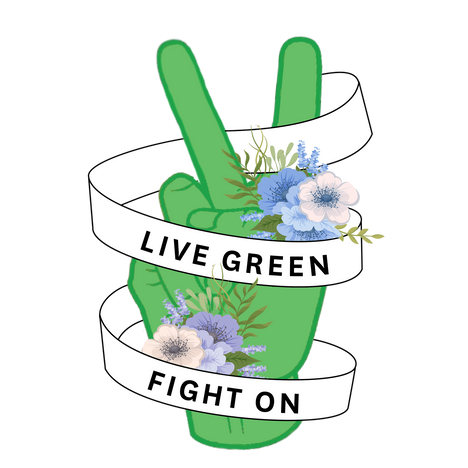 Live Green Fight On