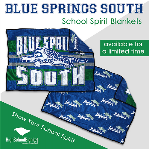 Blue Springs South Blanket