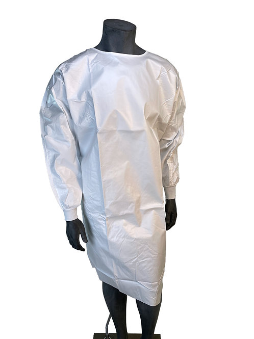 Level 4 Laminated SS Isolation Gown