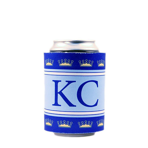 KC Retro-Baseball Slap Wrap Insulator