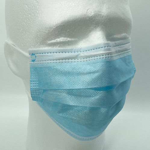 Right - Blue Level 3 ASTM Mask - USA