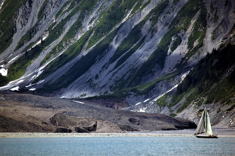 Irish Rose Alaska sailing expedition