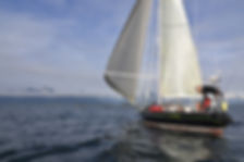 Irish Rose sailing vessel boat