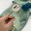 Thumbnail: Monogram Stocking Hanger - Gold