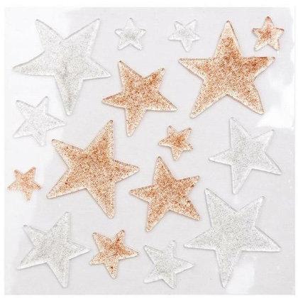 Starry Night Gel Stickers