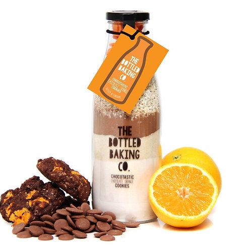 Chocotastic Chocolate Orange Cookies