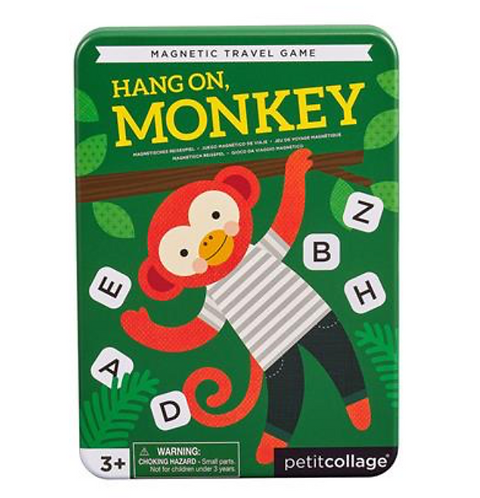 Magnet Travel Game - Hang On Monkey