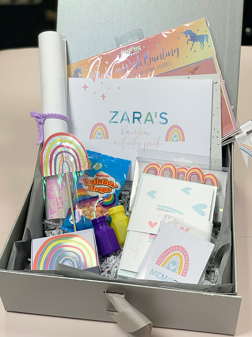Kids Rainbow Box