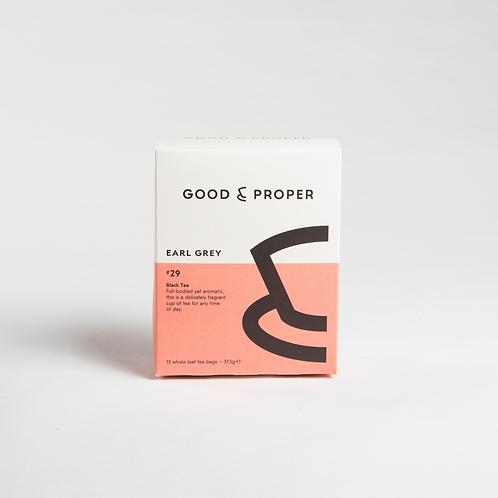 Good & Proper Earl Grey Tea