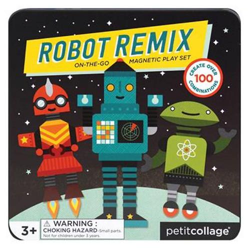 Little Travellers - Robot Remix