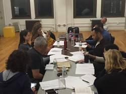 DIVINITY table read