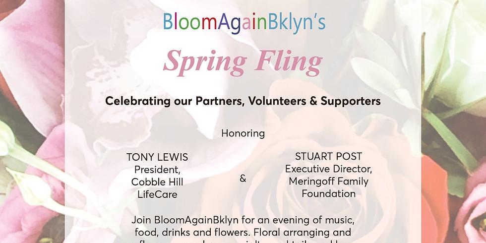 Spring Fling 2019 - VIP Volunteers Only