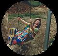 Margot White as Garbonzo the Clown
