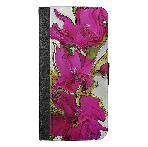 Bold & Beautiful Wallet Phone Case