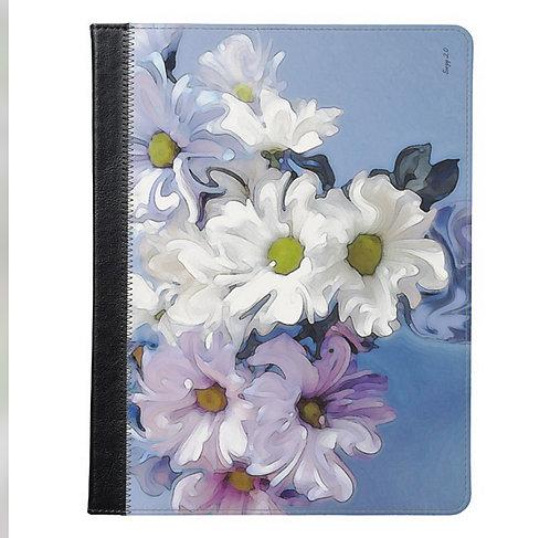 Blue Danube Flower Tablet Case