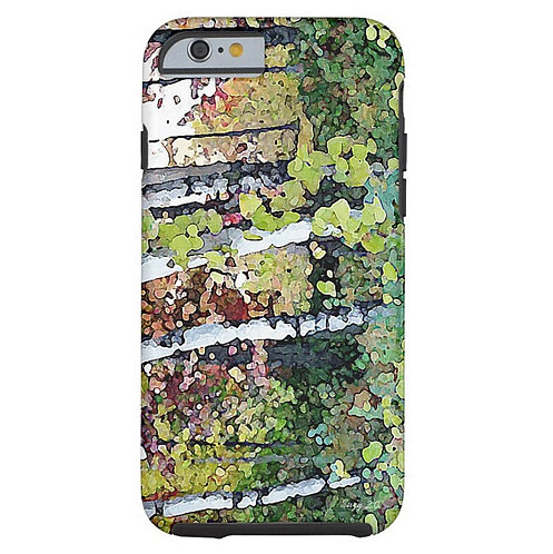 Fall Undercover Tough iPhone Case