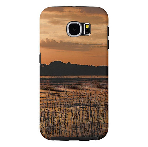 Flaming Waters - Samsung Phone Case