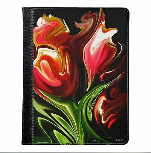 Classy Ladies Flower Tablet Case