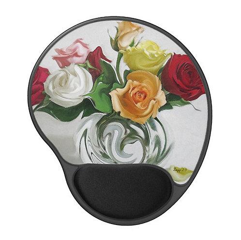 Ballet Don Quixote - Flower Gel Mouse Pad