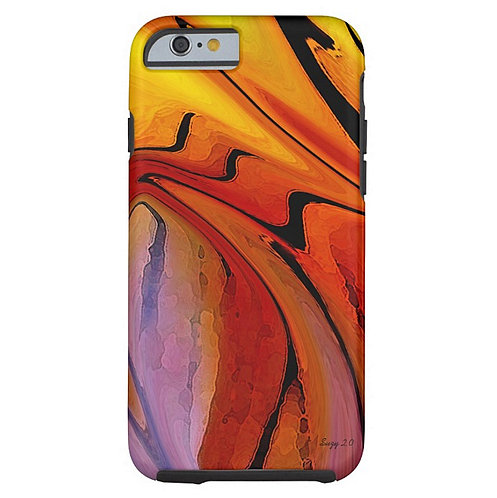 Tree of Life 2 Tough iPhone Case
