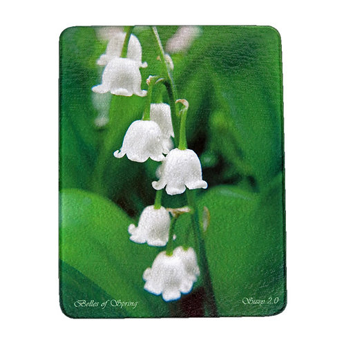 Lily of The Valley Cutting Board by Suzy 2.0