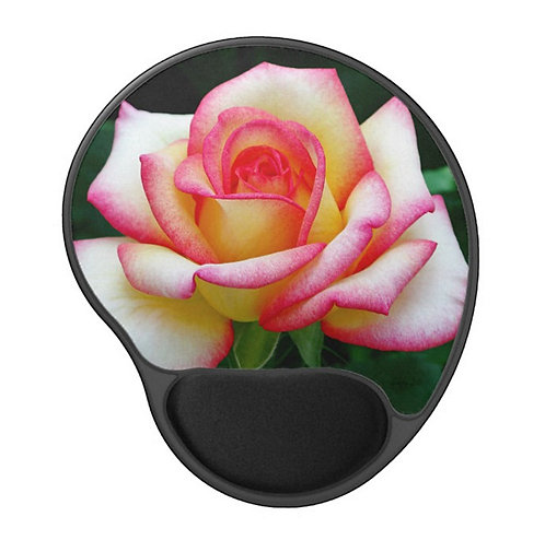 The Rose - Flower Gel Mouse Pad