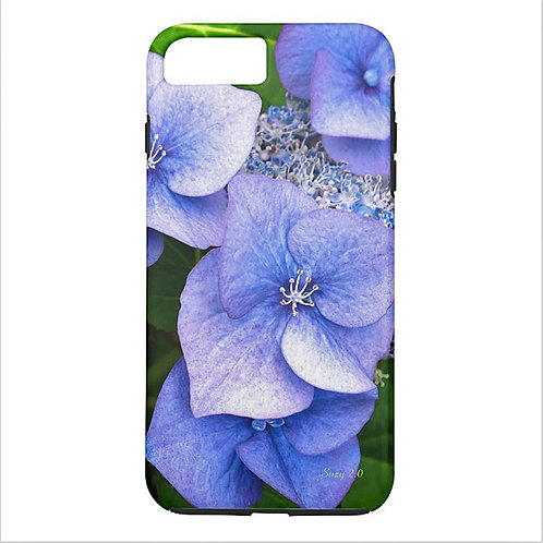 Fluttering Flower iPhone Case