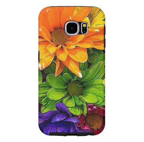 Blooming Kaleidoscope - Samsung Phone Case