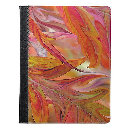 Hot & Spicy Leaf Tablet Case