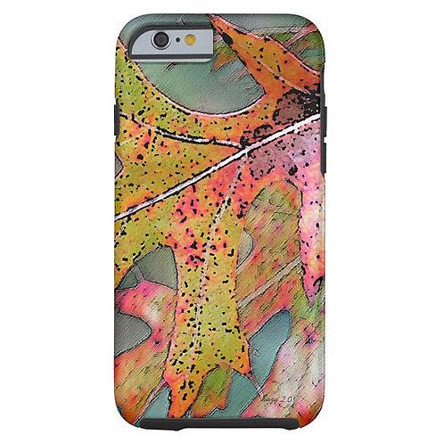 Autumn Whisper Tough iPhone Case