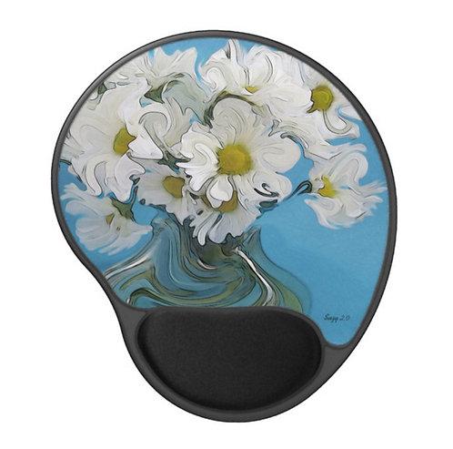 Baby Ballerinas - Flower Gel Mouse Pad