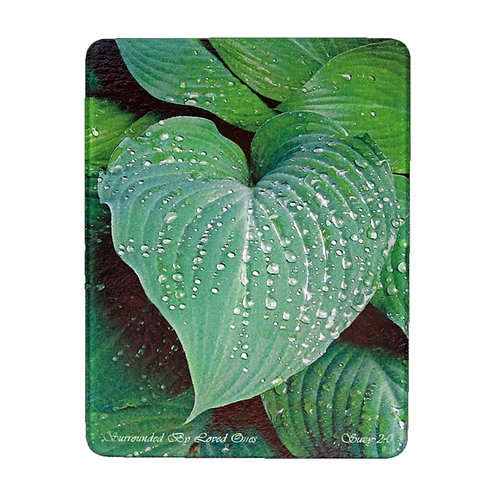 Hosta Leaf Cutting Board by Suzy 2.0