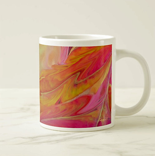 Suzy 2.0 Hot & Spicy Leaf Mug Right