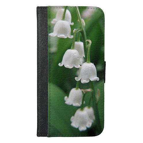 Belles of Spring Wallet Phone Case