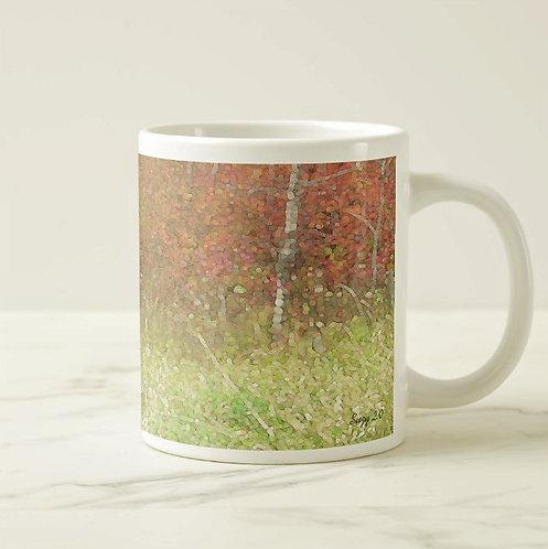Suzy 2.0 Fall Impressions Landscape Mug Right