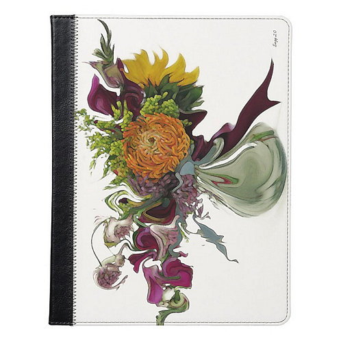 Dancing In The Wind Flower Tablet Case