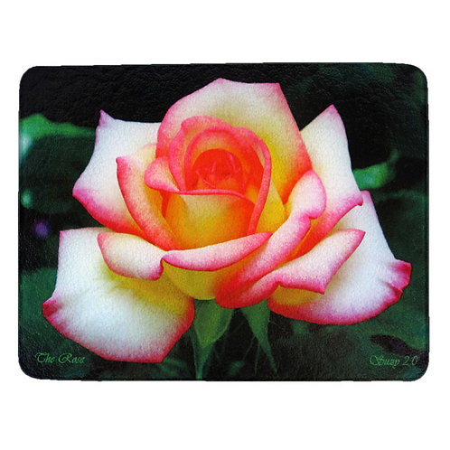 Peace Rose Cutting Board by Suzy 2.0