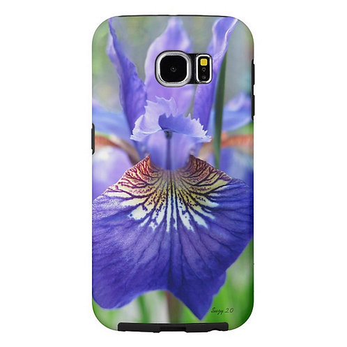 When Iris Eyes Are Smiling - Samsung Phone Case