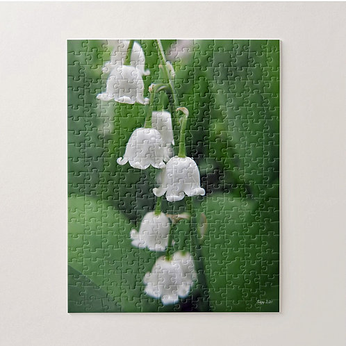 Lily of the Valley puzzle by Suzy 2.0