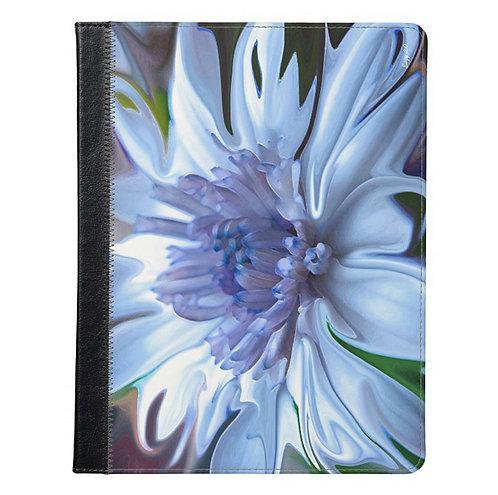 Moonlight Serenade Flower Tablet Case