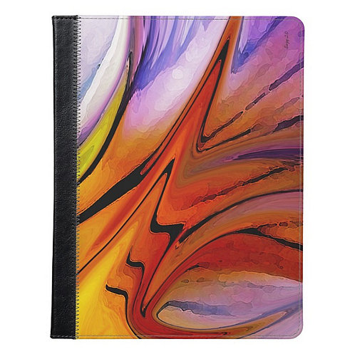Tree of Life Abstract Tablet Case